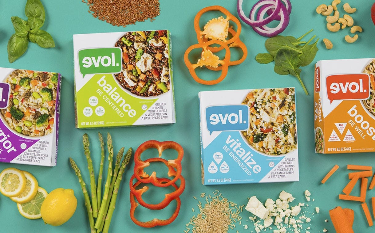 Evol Foods Frozen Dinner