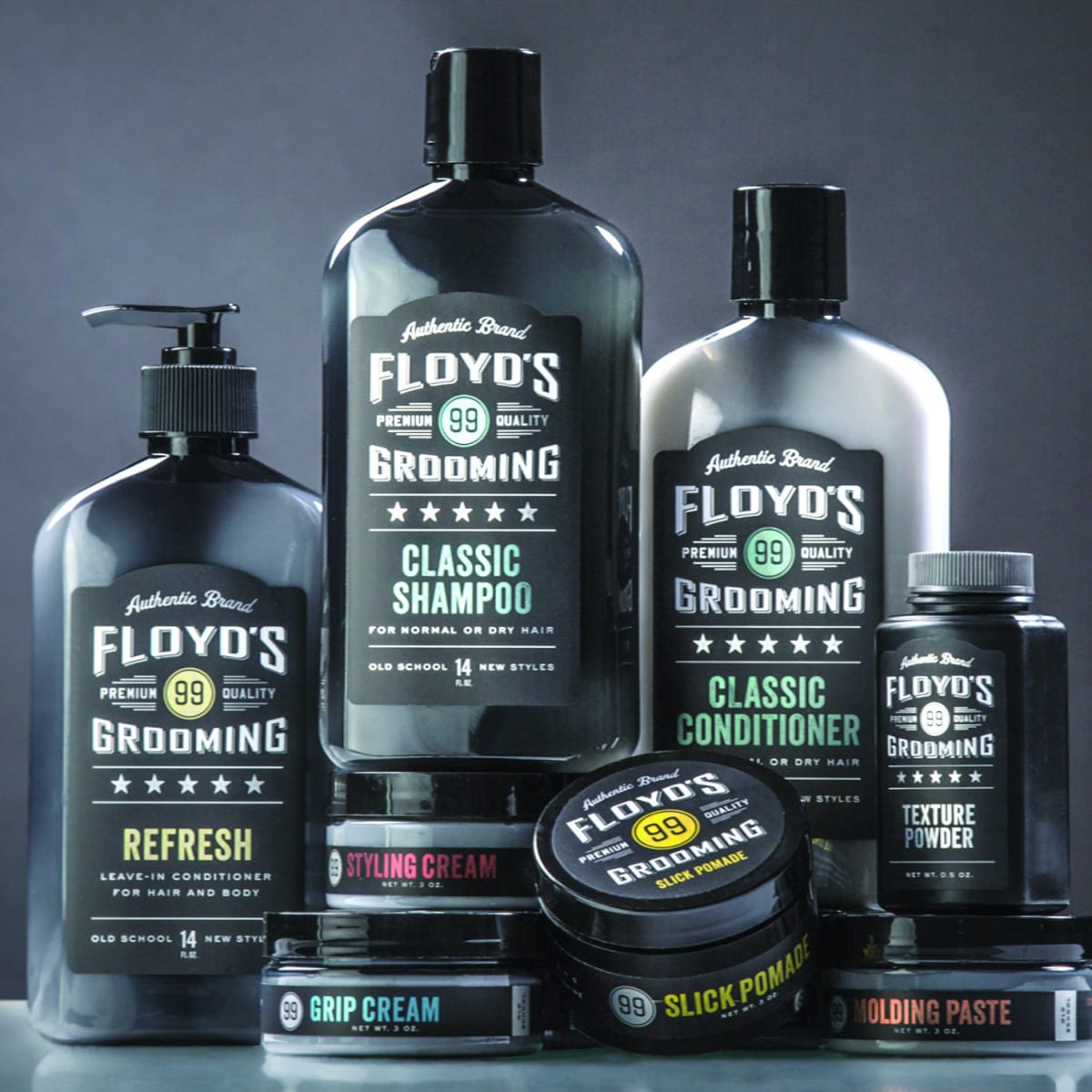 Floyd's 99 Grooming Hair Care Products