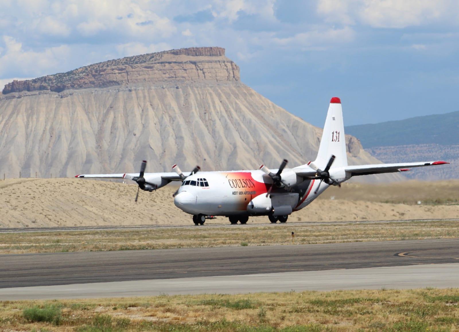 Grand Junction Regional Airport Colorado Airplane