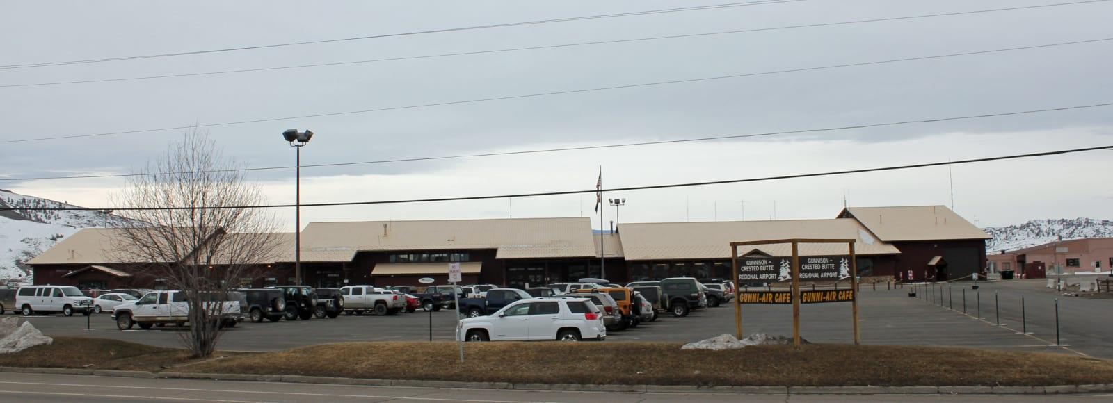 Gunnison-Crested Butte Regional Airport Terminal Buildling
