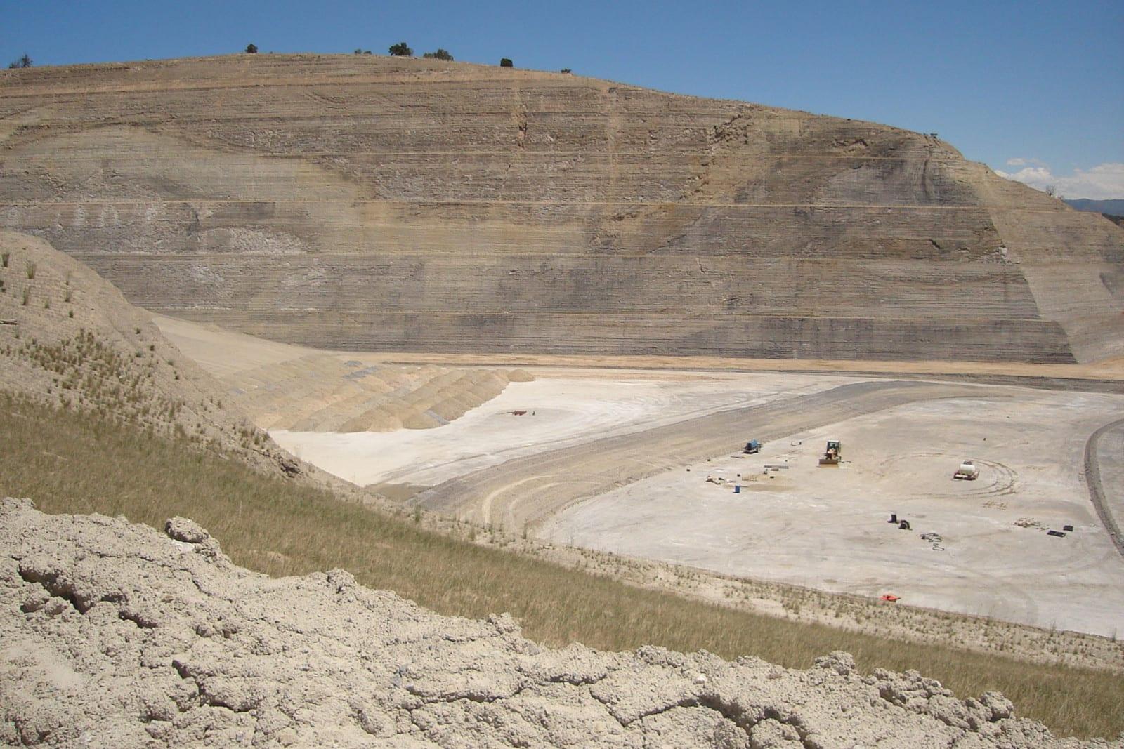 Gypsum Colorado American Gypsum Mine