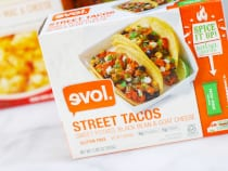 Evol Foods Street Tacos