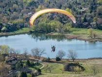 Red Tail Paragliding Boulder Colorado