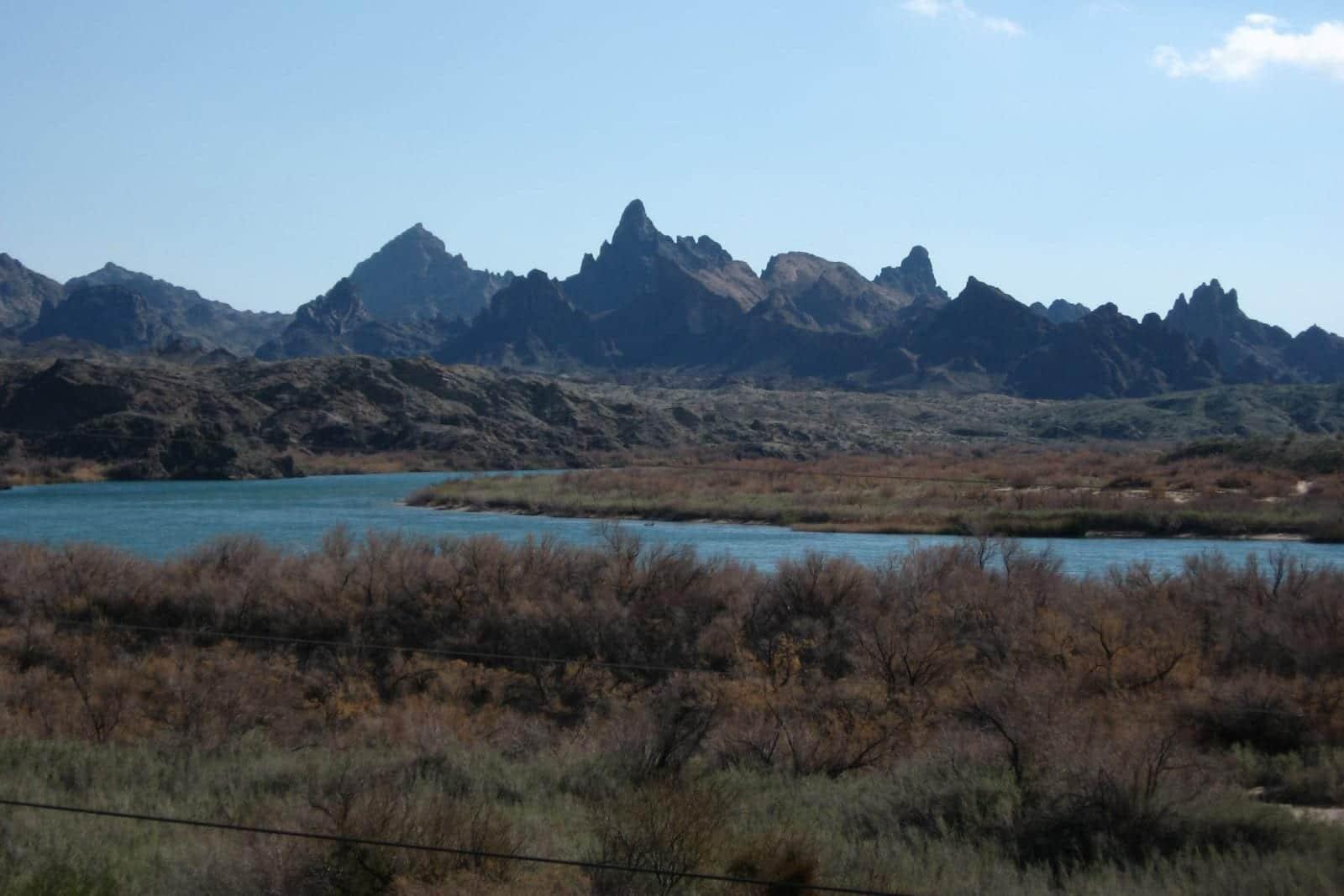Lower Colorado River Needles California