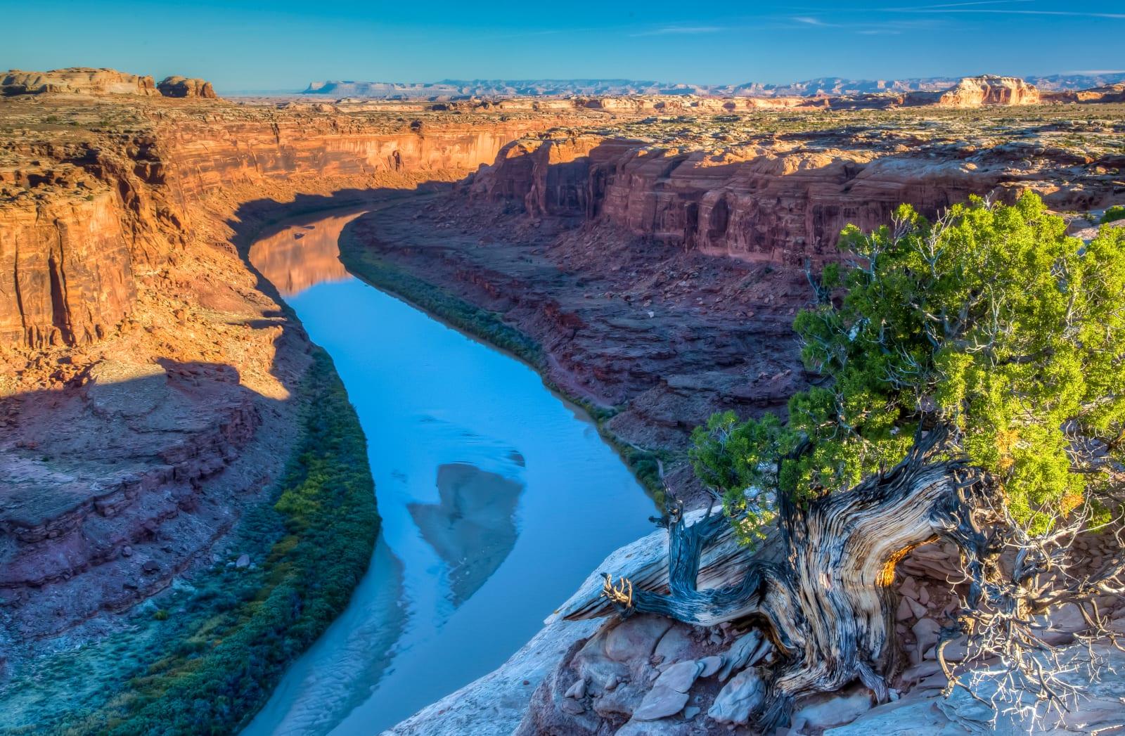 Kayaking Upper Colorado River Utah