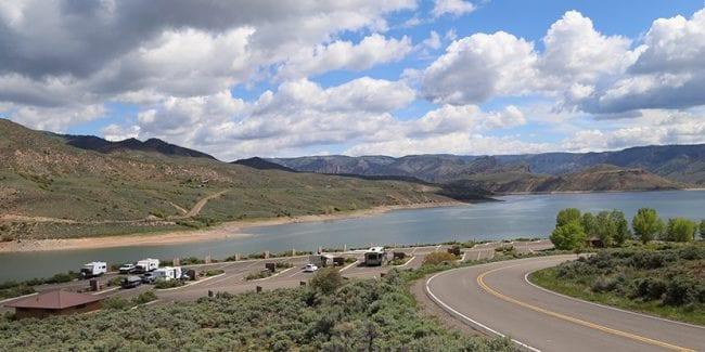 Lake Fork Campground Colorado