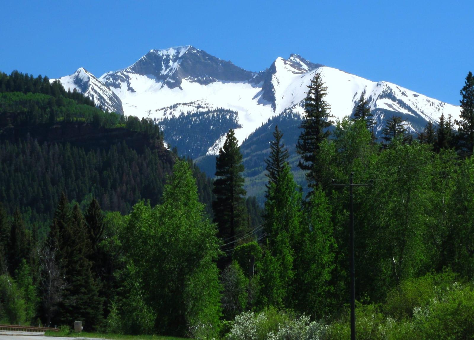 Marble Colorado Chair Mountain