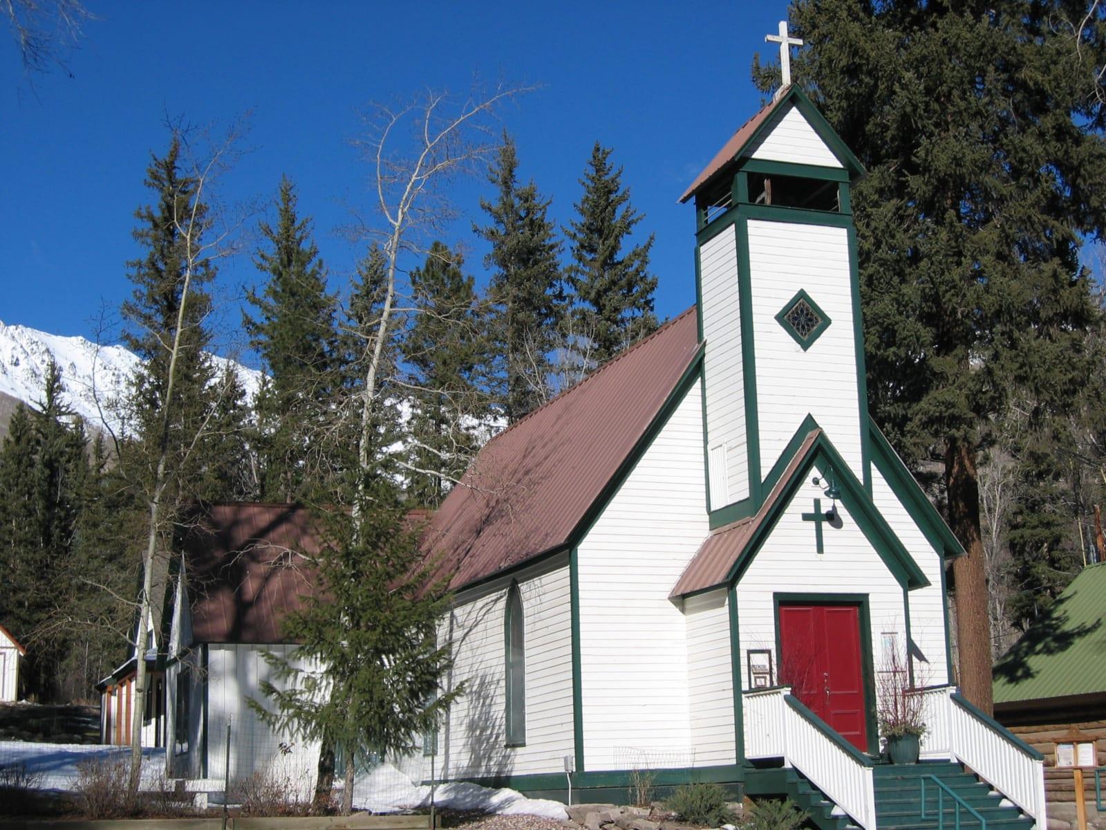 Marble Colorado Church