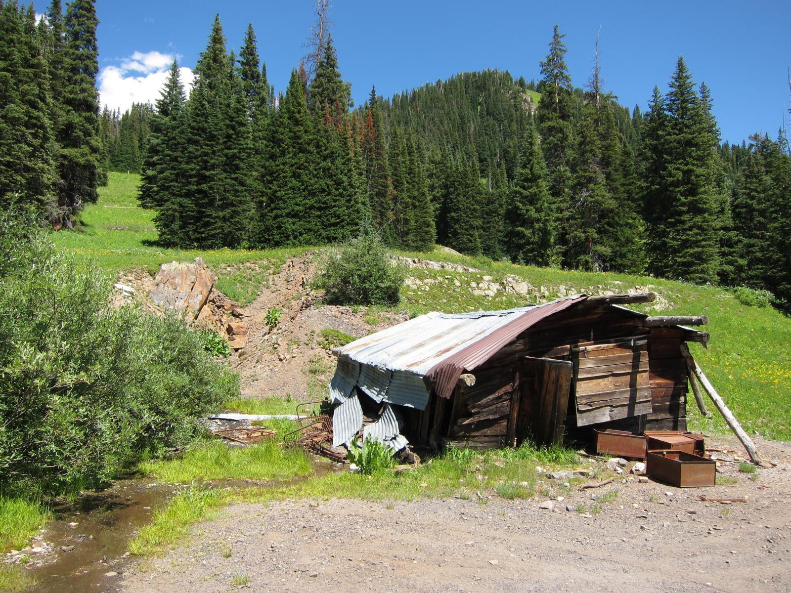 Marble Colorado Cabin