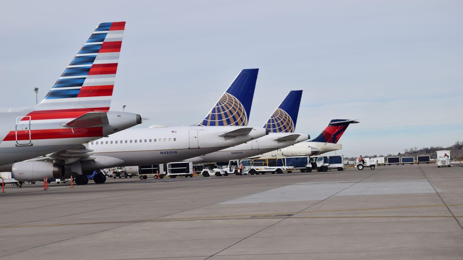Montrose Regional Airport Planes