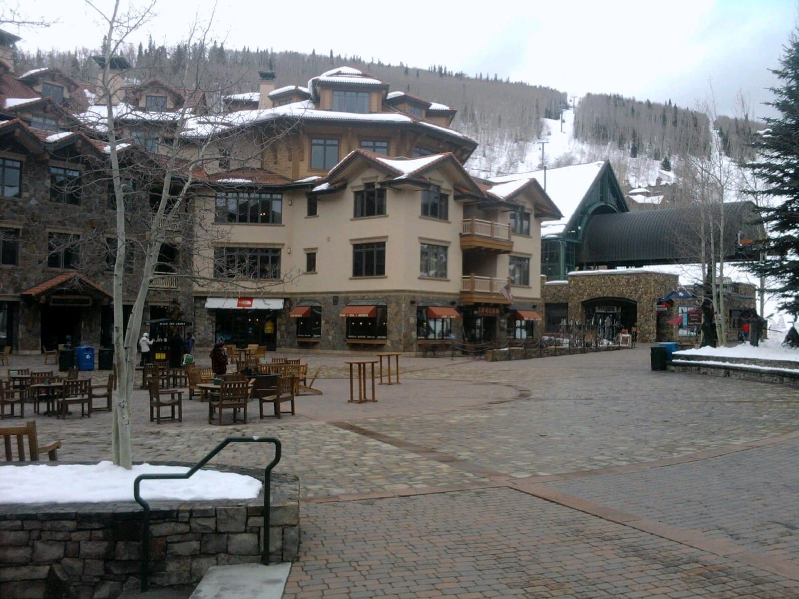 Mountain Village Colorado Heritage Plaza