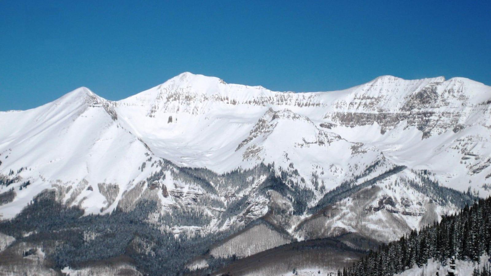 Mountain Village Colorado San Juan Mountains