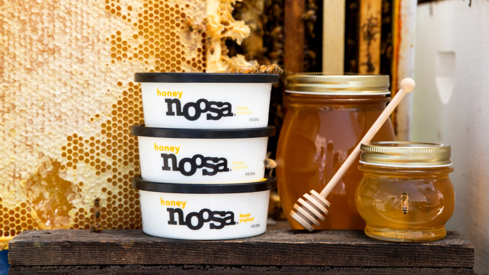 Noosa Yoghurt Honey Comb