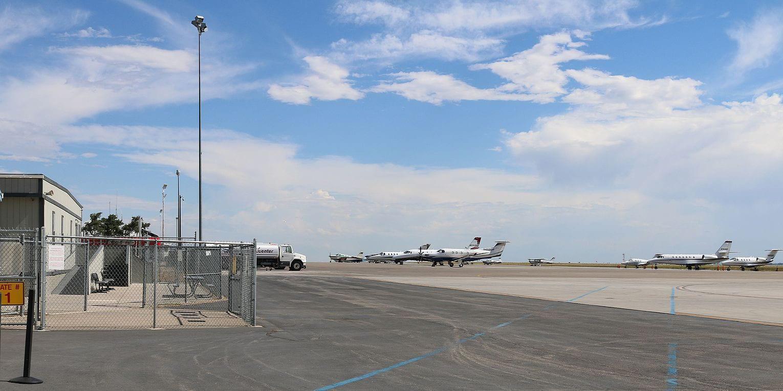 Northern Colorado Regional Airport Loveland Colorado