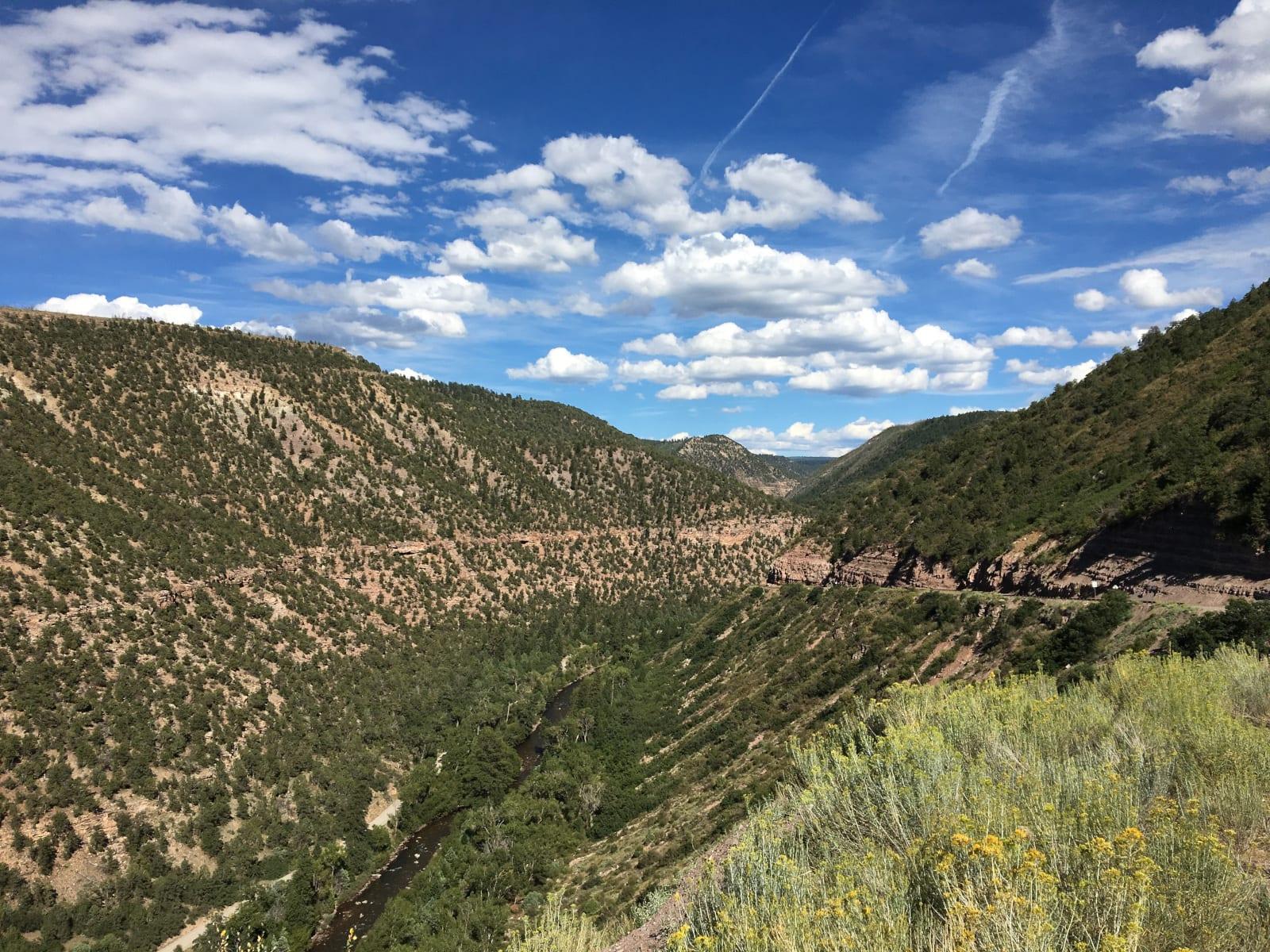 Norwood Colorado San Miguel Canyon