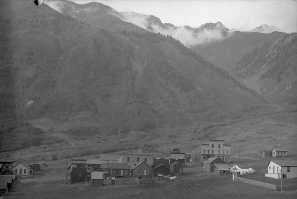 Ophir Colorado Circa 1985