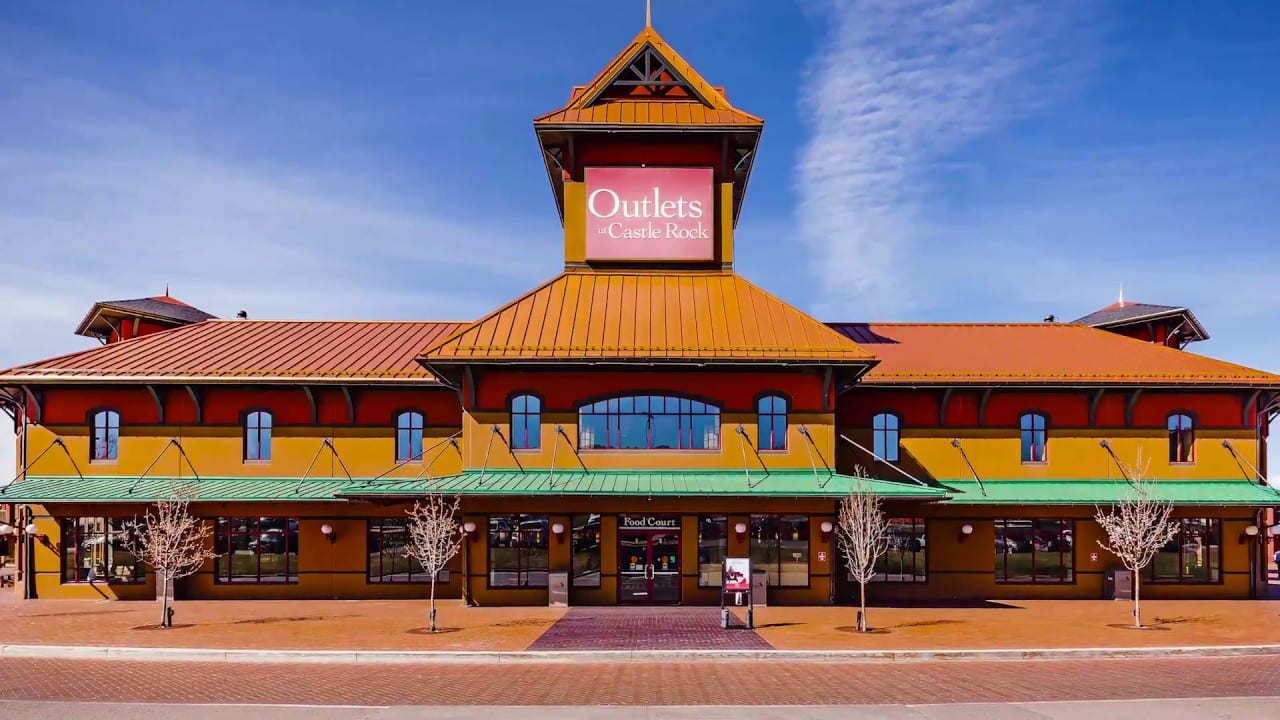 Outlets at Castle Rock Colorado