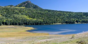 Williams Creek Reservoir Pagosa Springs Colorado