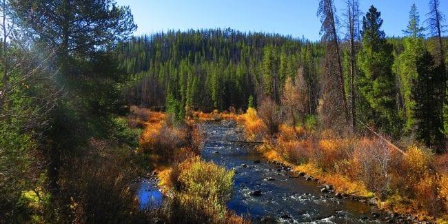 Platte River Wilderness Douglas Creek WY