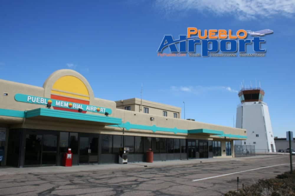 Pueblo Memorial Airport Colorado