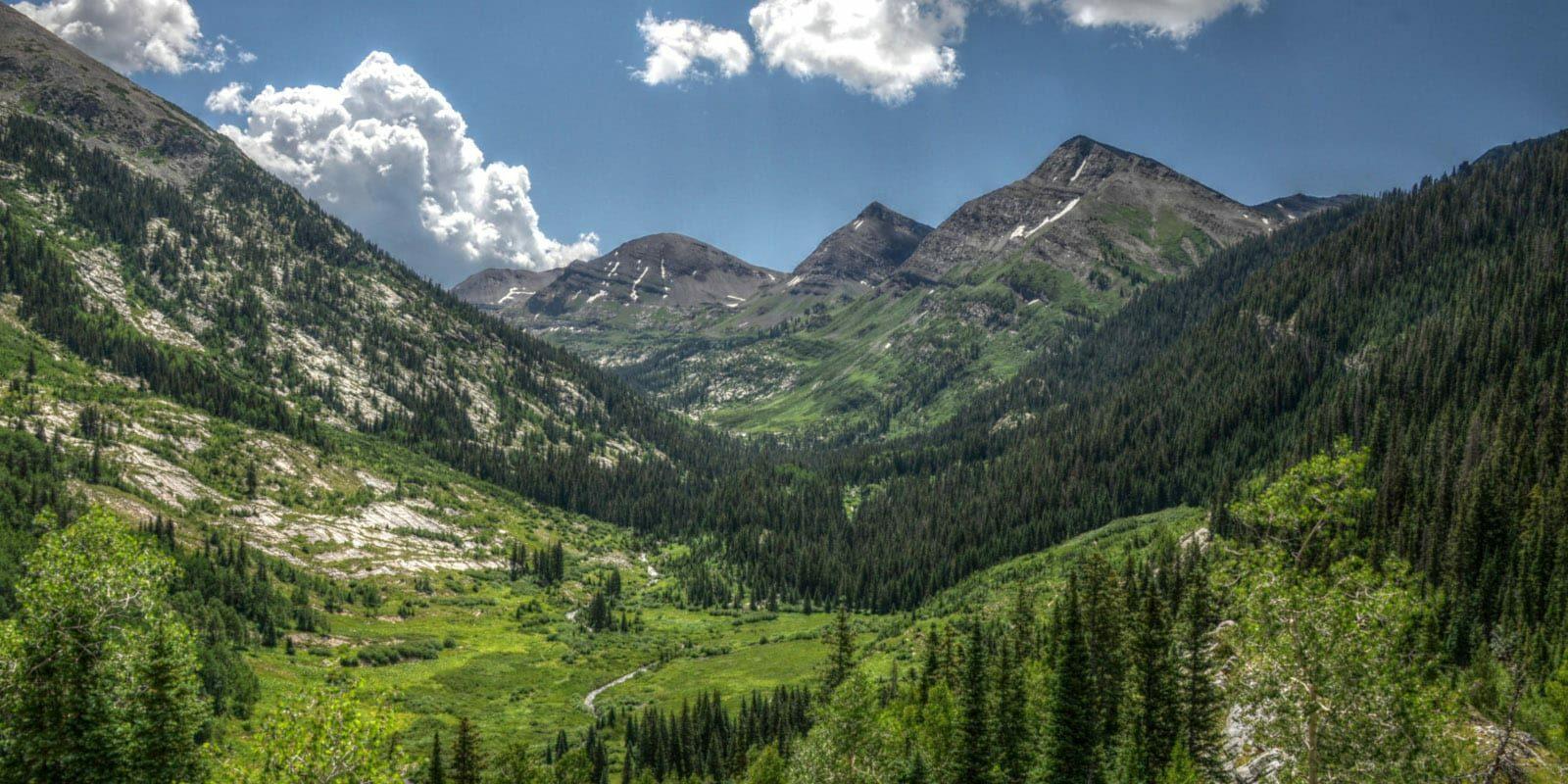 Raggeds National Wilderness Area Colorado