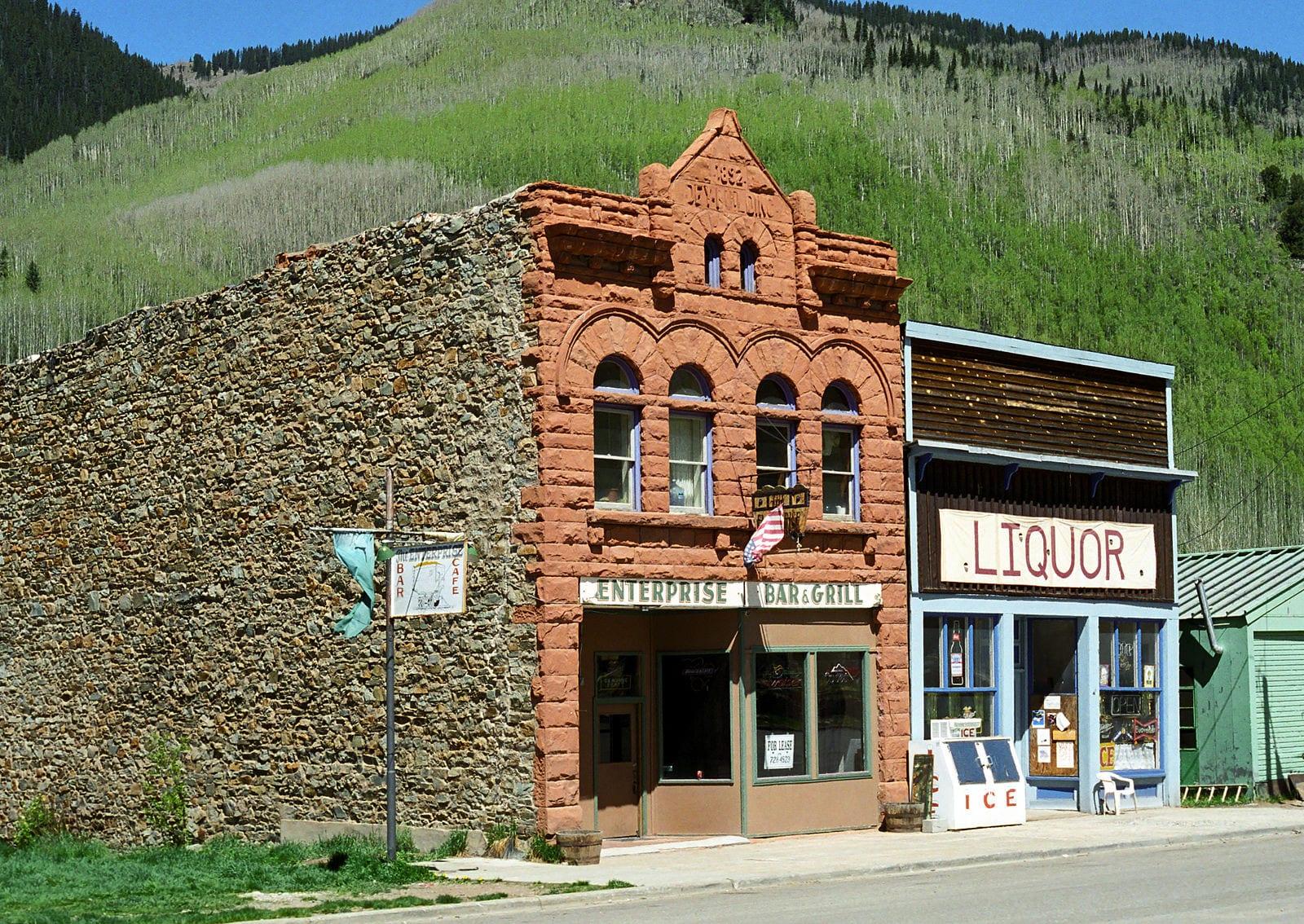 Rico Colorado Dey Building