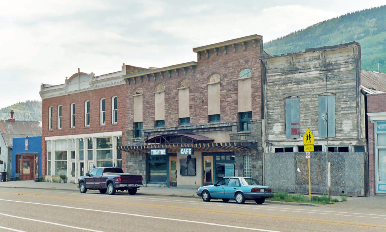 Rico Colorado Commercial Buildings