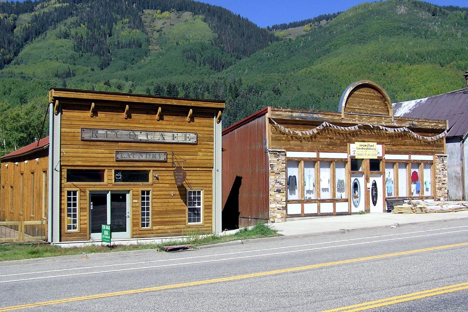 Rico Colorado Main Street