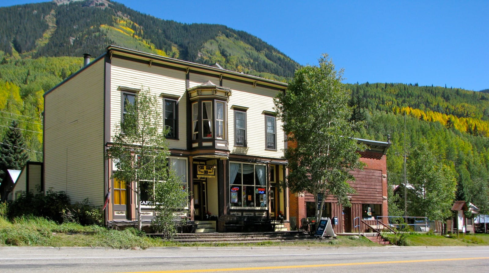 Rico Colorado Boarding House and Post Office