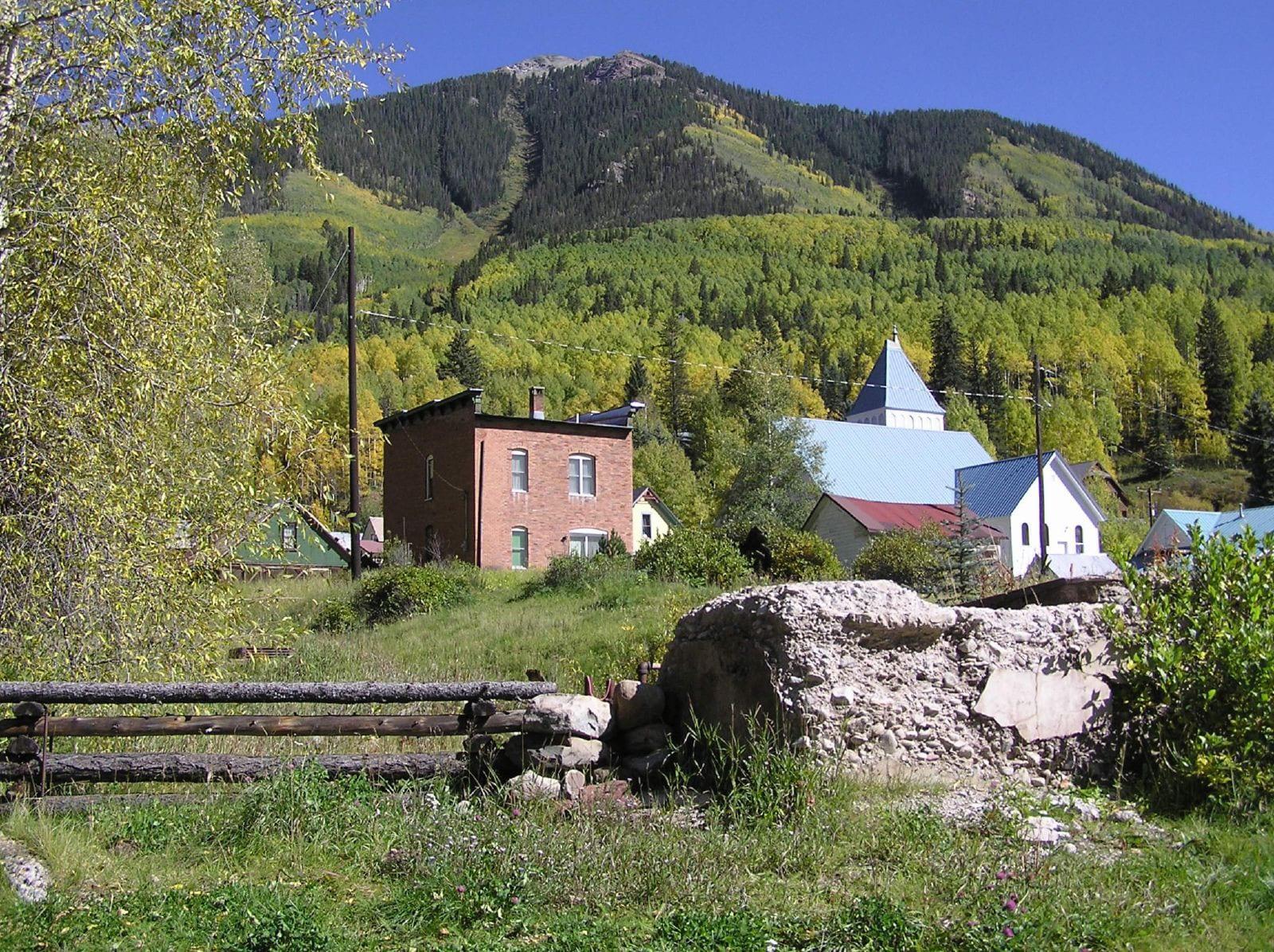 Rico Colorado Mountainside