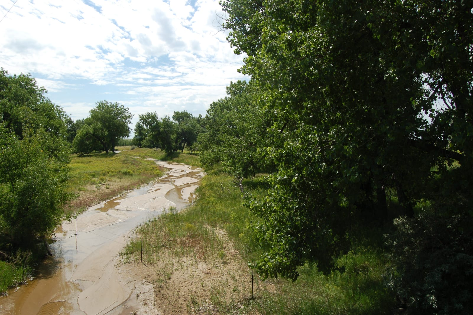 Sand Creek Regional Greenway Trail Colorado