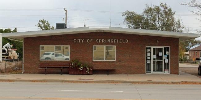 Springfield Colorado Town Hall