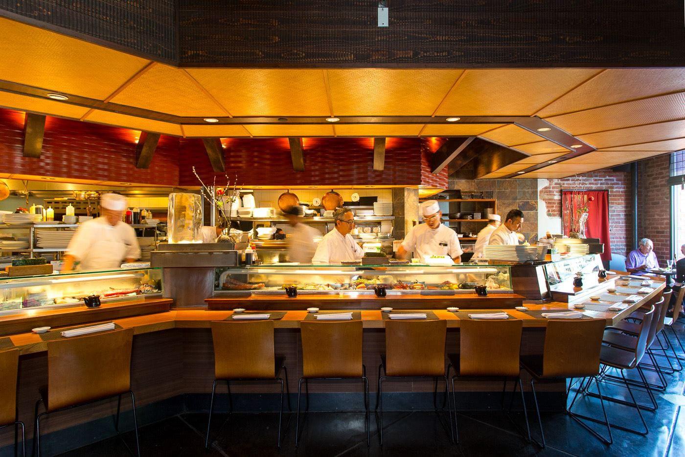 Sushi Den Sushi Bar Denver Colorado