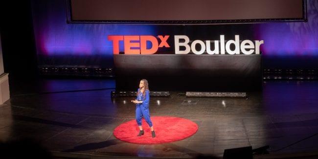 TEDxBoulder Speaker