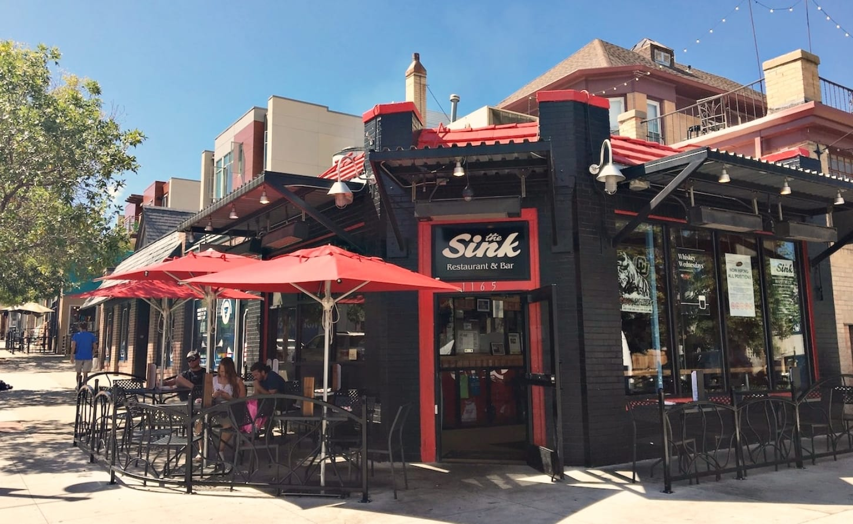 The Sink Restaurant and Bar Boulder Colorado