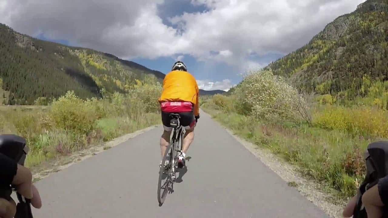 Vail Pass Trail Bikers Colorado