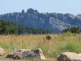 White Ranch Open Space Park Loop Trail Golden Colorado