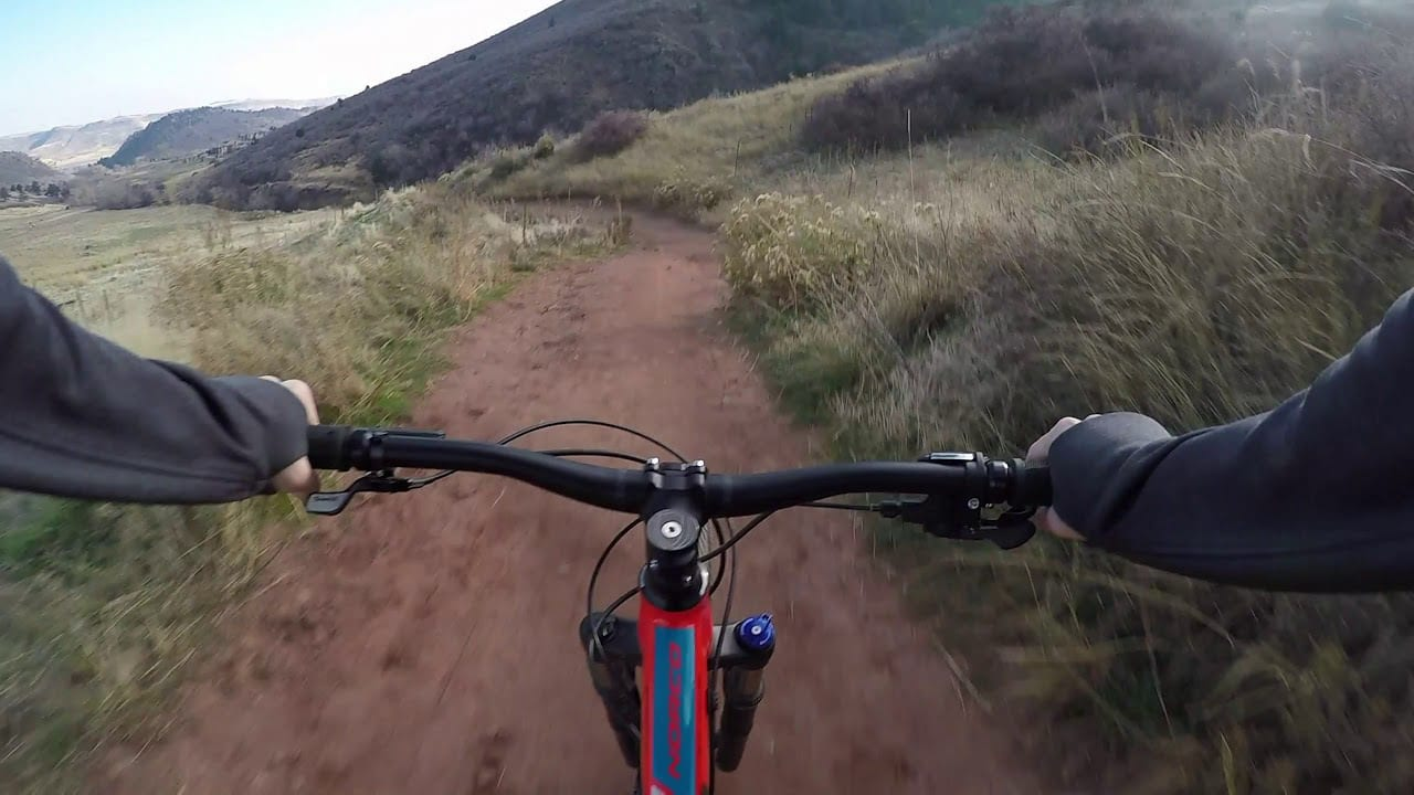 White Ranch Loop Trail Mountain Biking