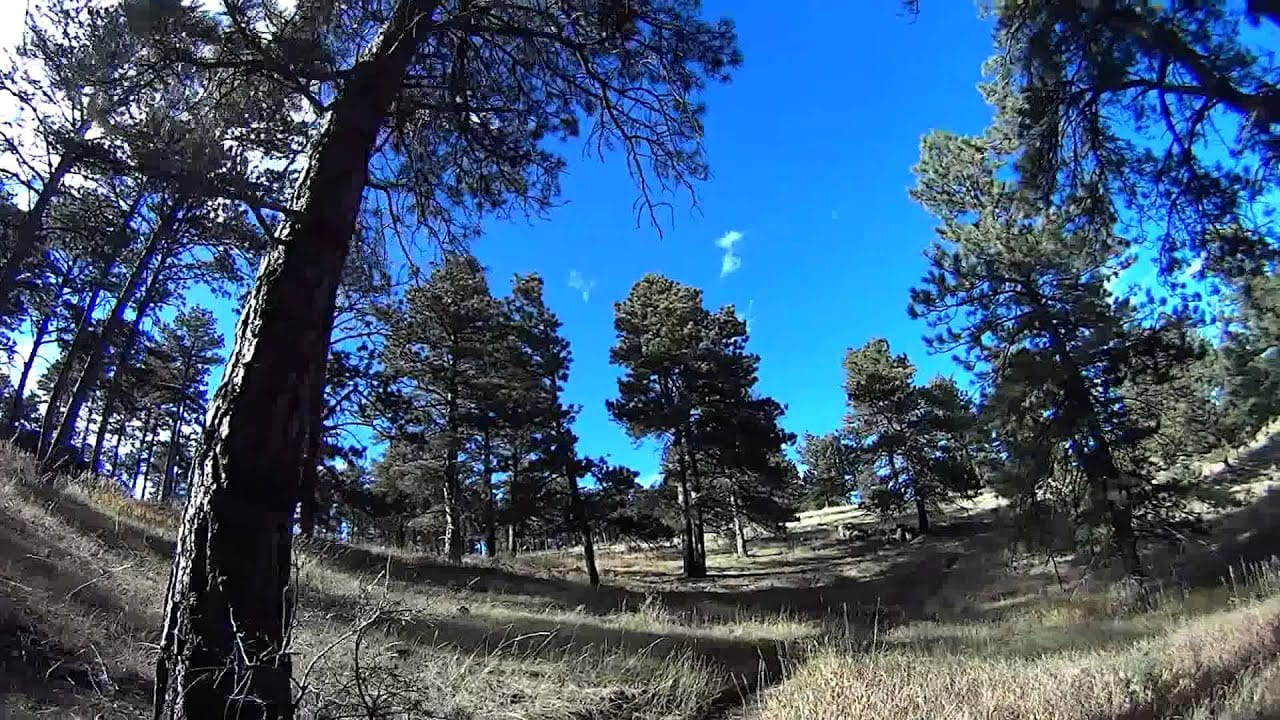 White Ranch Loop Trail Hiking Golden Colorado