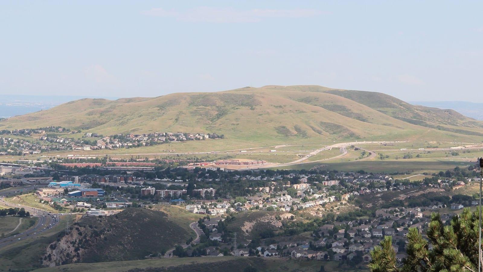 Green Mountain William Frederick Hayden Park Lakewood