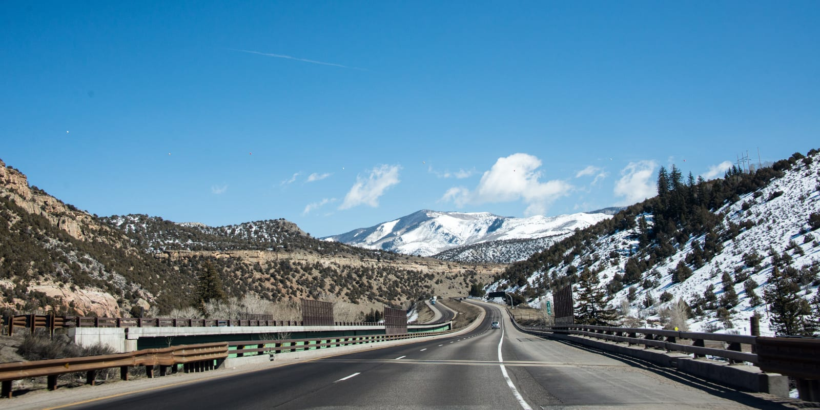 Wolcott Colorado Interstate 70 Highway Eagle County
