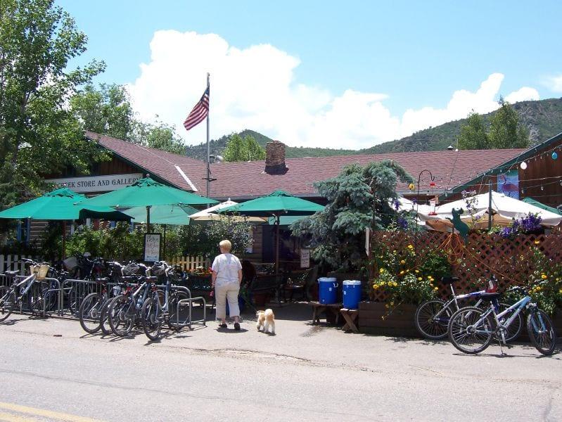 Woody Creek Tavern Colorado