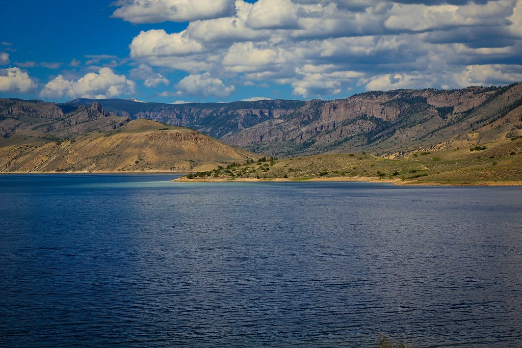 image of Blue Mesa Reservoir