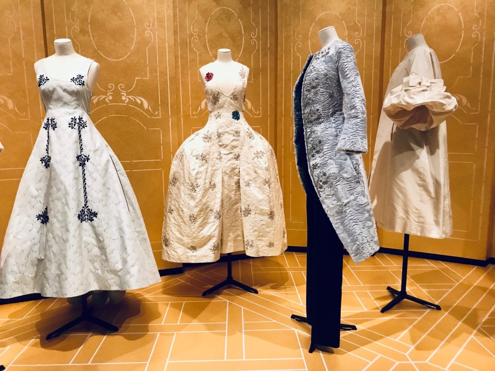 image of Christian Dior Exhibit at Denver Art Museum