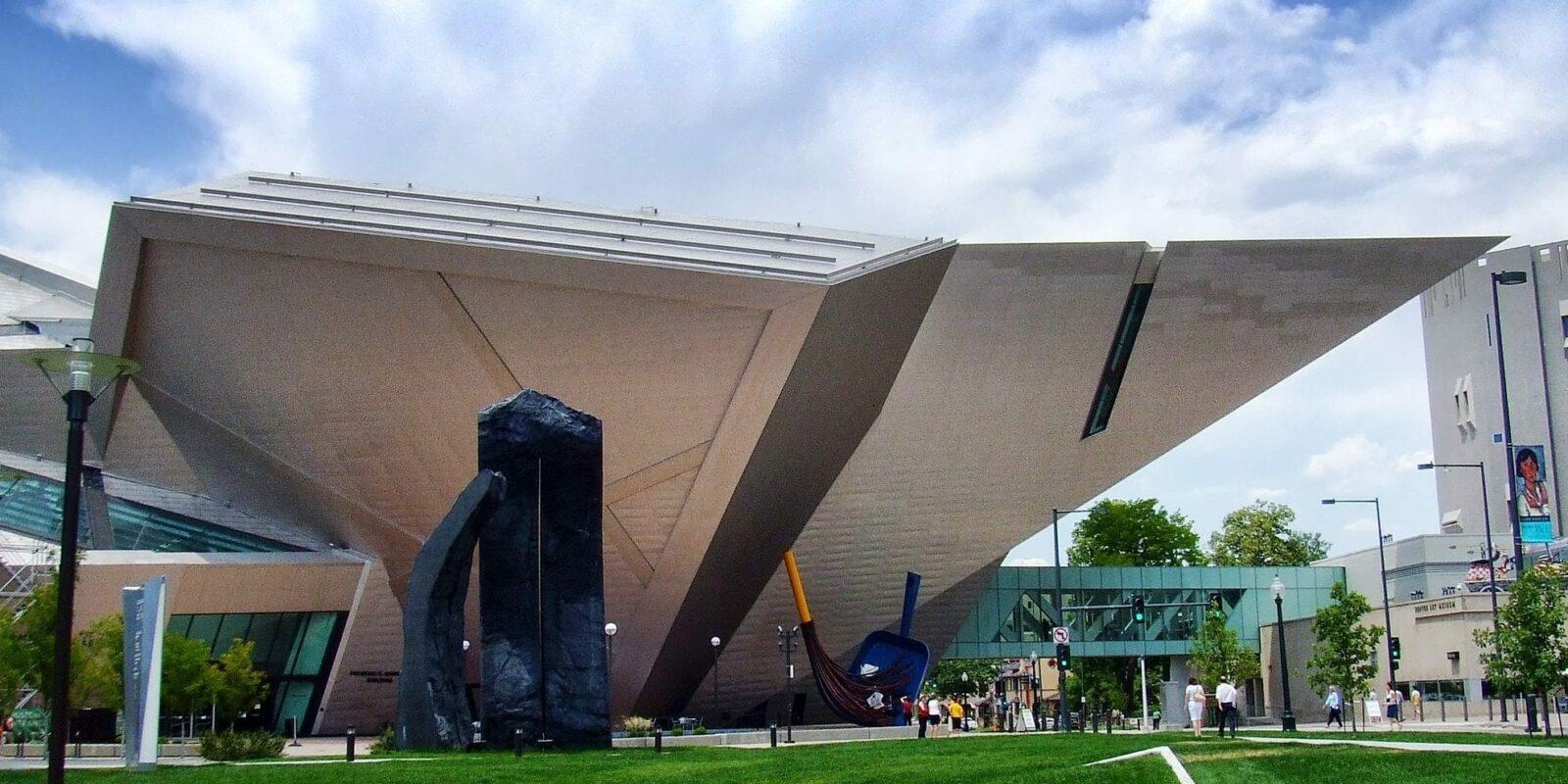 image of Denver Art Museum