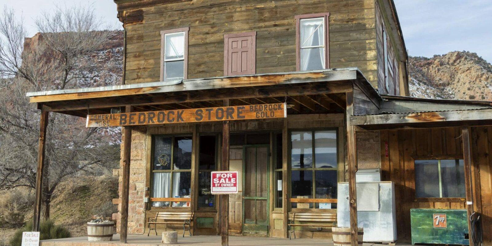 image of General store in Bedrock CO