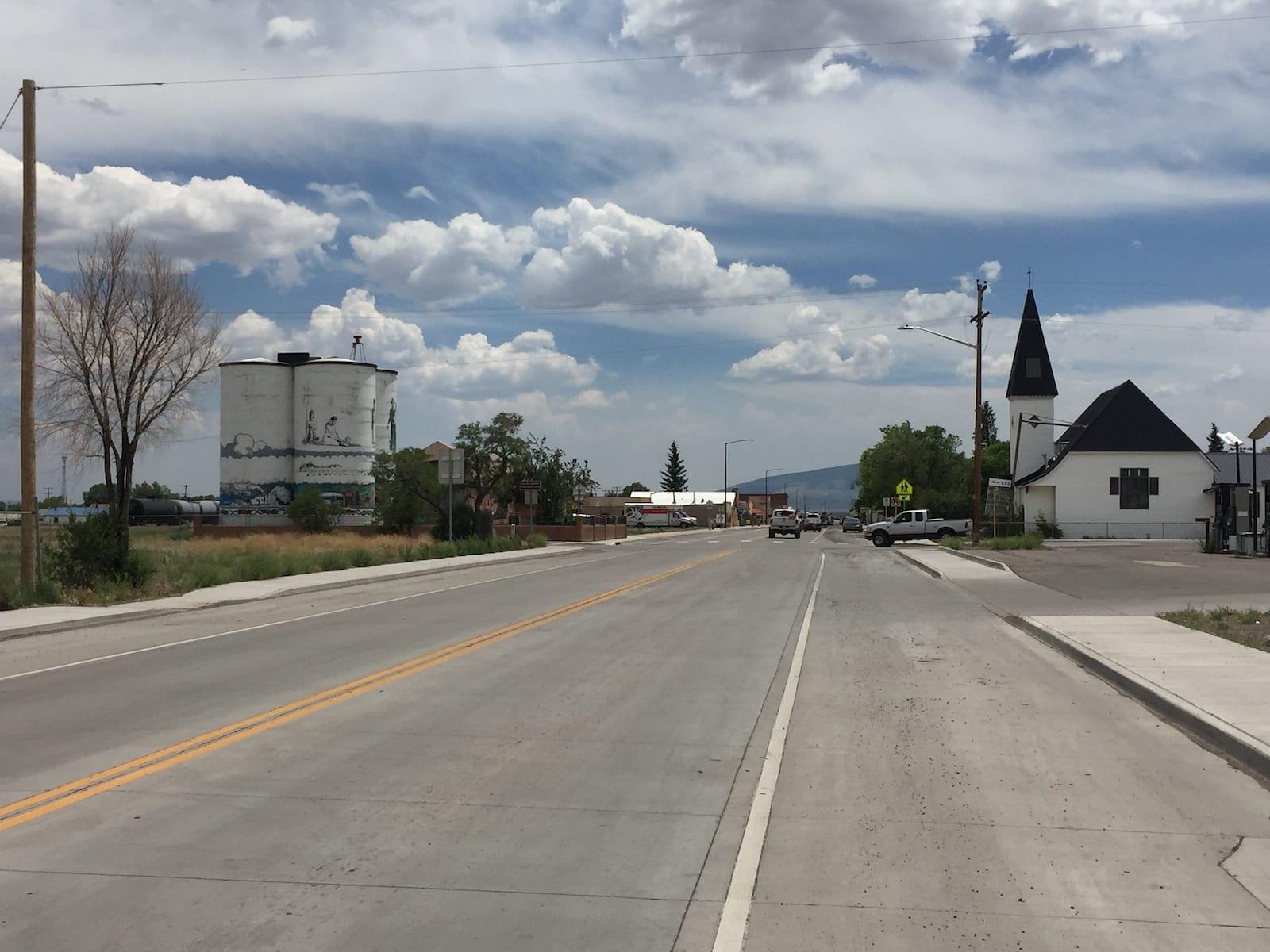Antonito Colorado Church