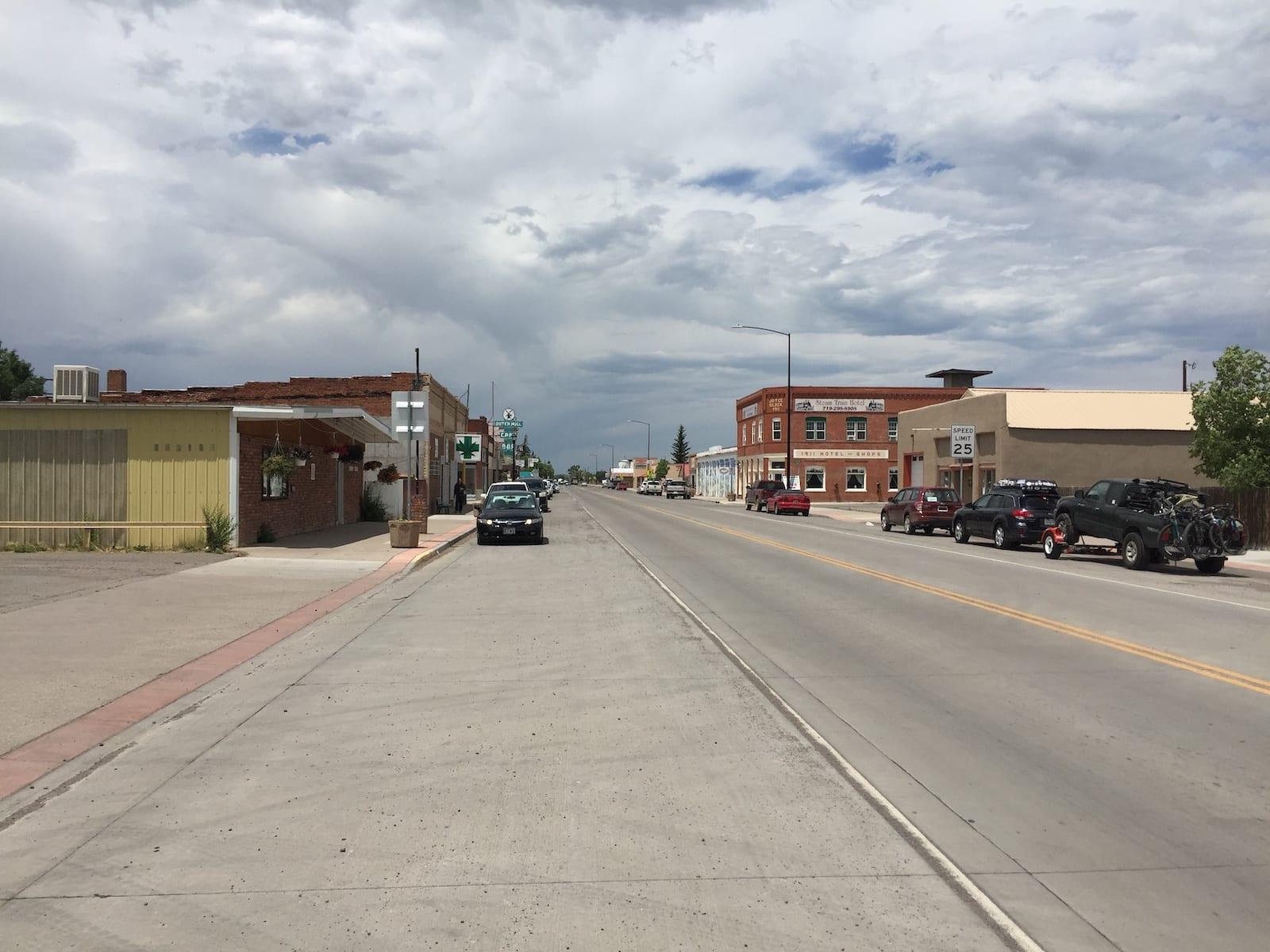 Antonito Colorado Highway 285