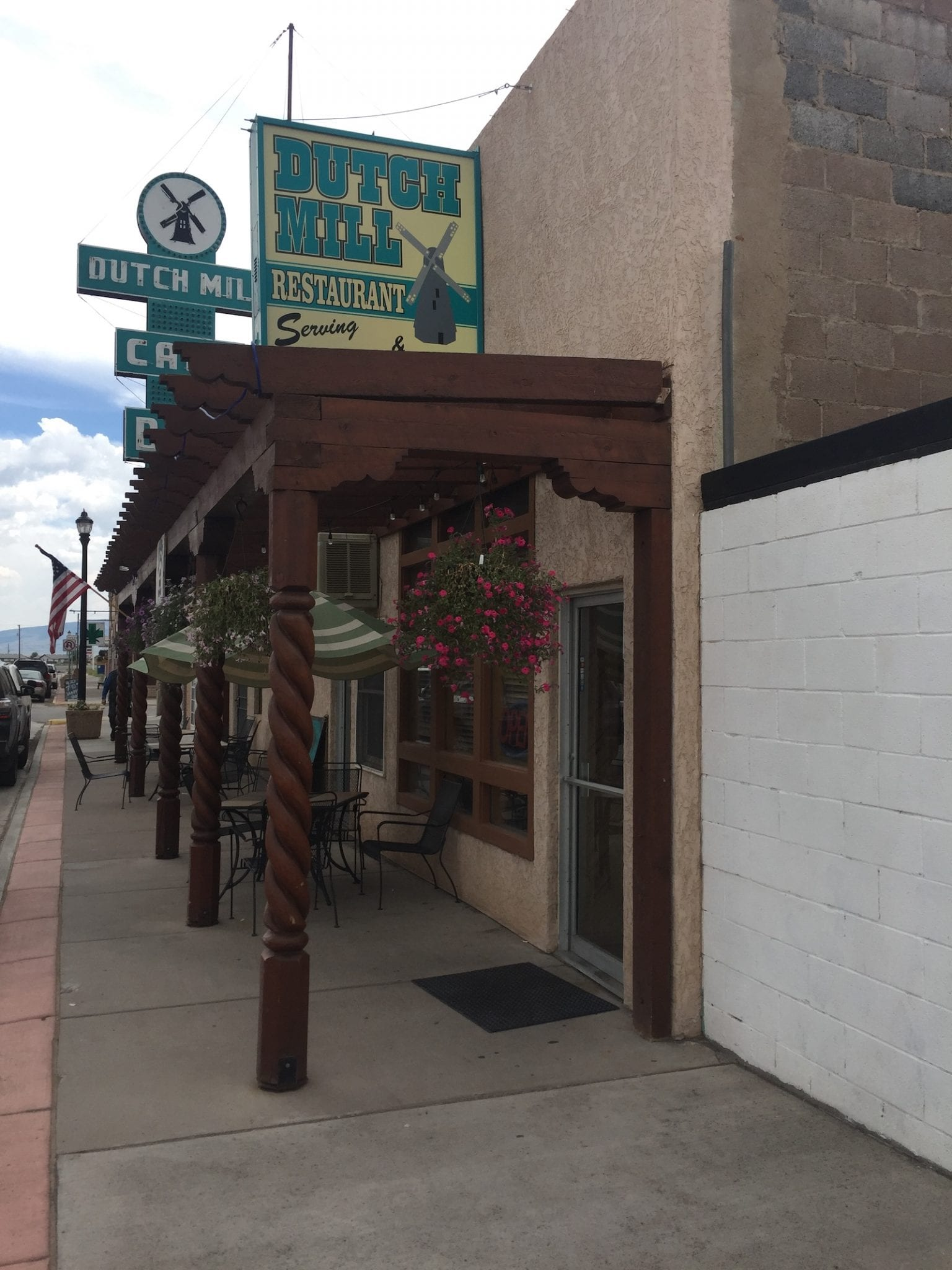 Antonito Colorado Dutch Mill Restaurant