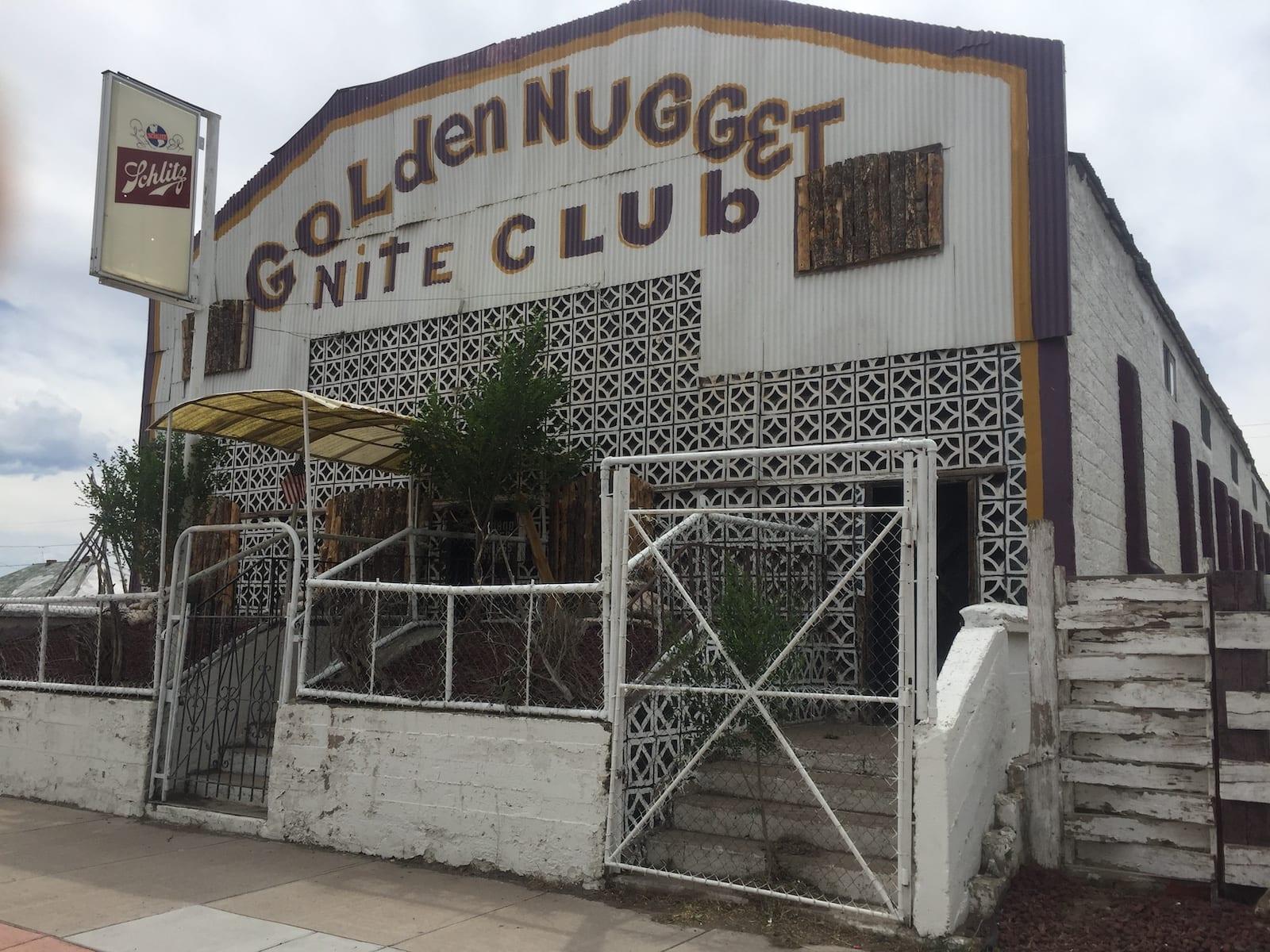 Antonito Colorado Golden Nugget Nite Club